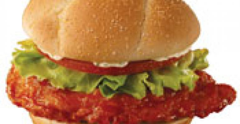 Wendy's debuts Flavor Dipped sandwiches