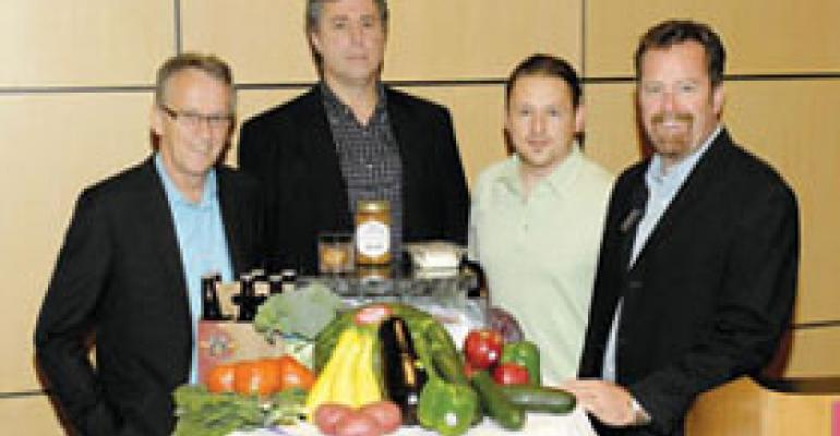 Corporate chefs advise peers to try going green