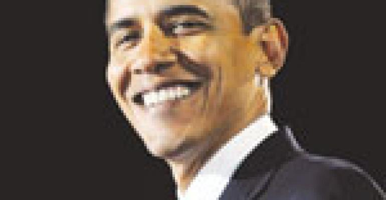 Industry awaits Obama's economic agenda
