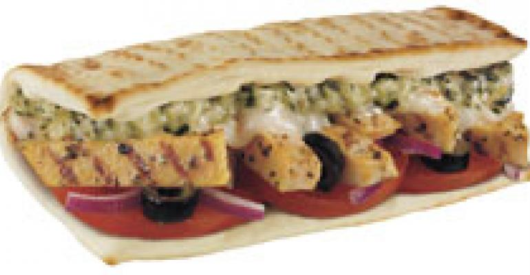 Subway to add flatbread