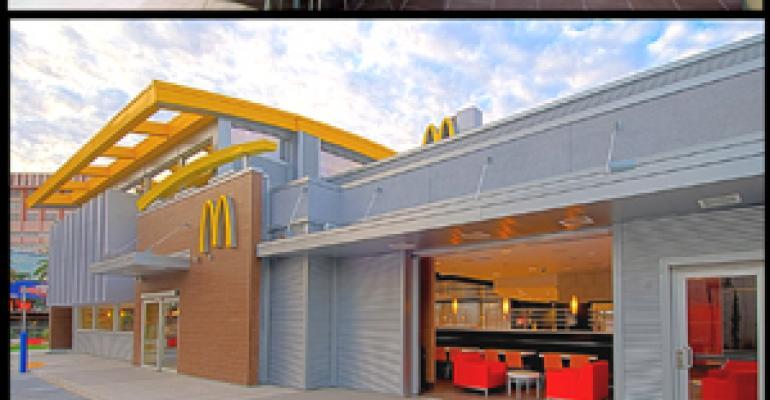 McDonald's Corp. unveils vanguard Vegas venture