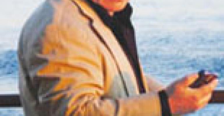 Having Words With Shimon Bokovza Owner And Founder, SushiSamba