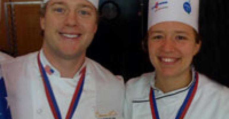 Norwegian chef wins at Bocuse d'Or