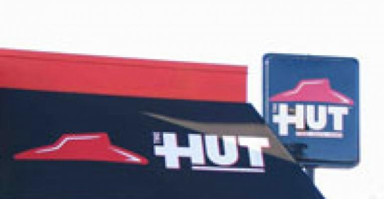 Pizza Hut tries on new name: The Hut