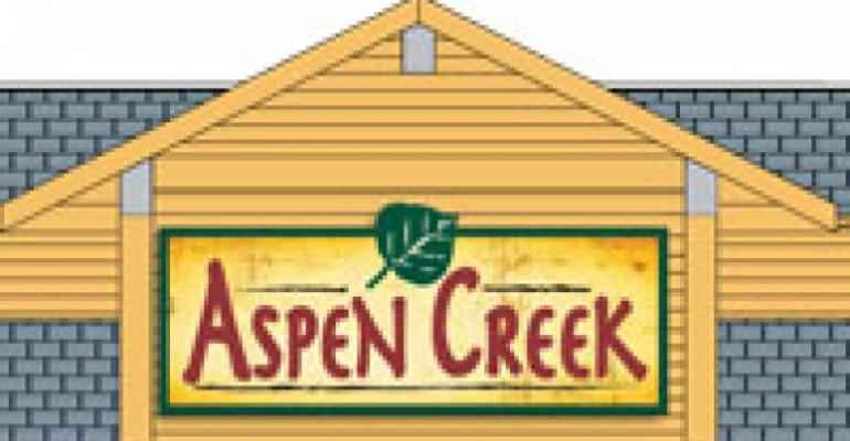 Texas Roadhouse founder to debut Aspen Creek