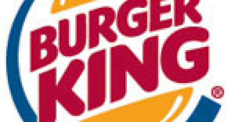 Burger King profit falls 10% in 2Q