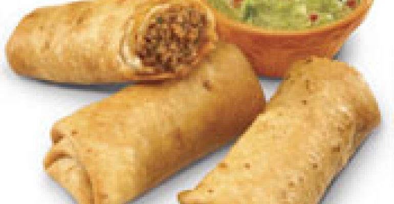 Carl's Jr. debuts Crispy Burritos