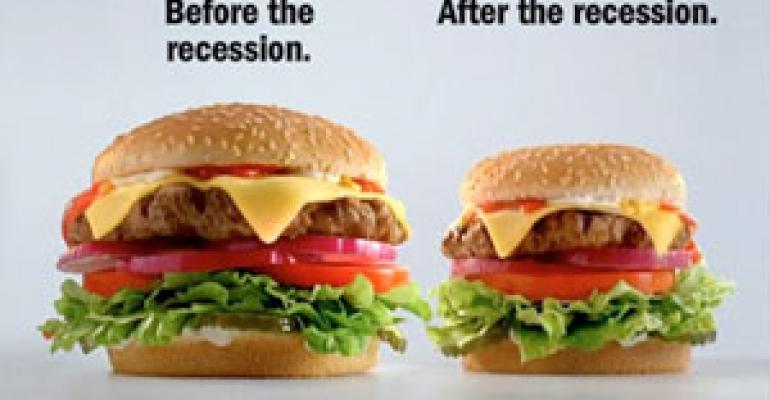 Hardee's showcases consumer-created ads