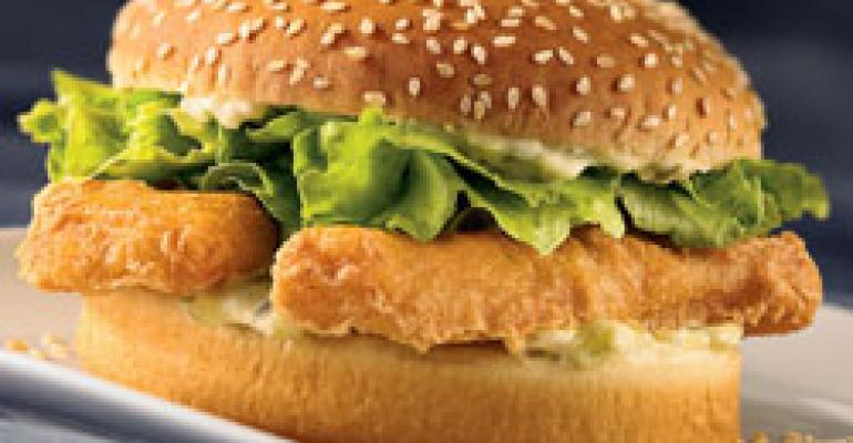 Jack in the Box aims to reel in diners with fish fillet deal