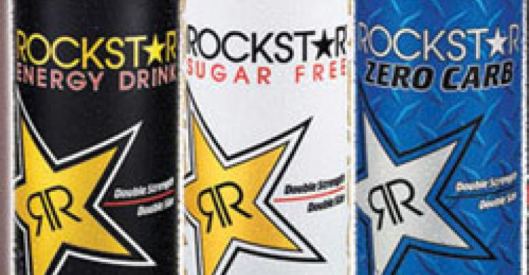 PepsiCo agrees to master distribution deal with Rockstar Energy Drink brand
