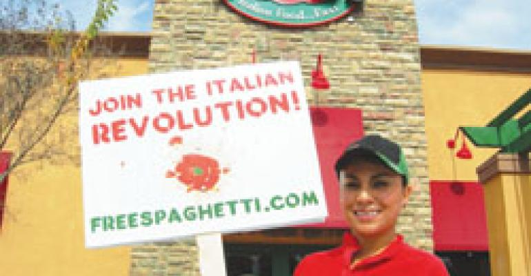 Microsite playing key role in Fazoli's marketing 'revolution'