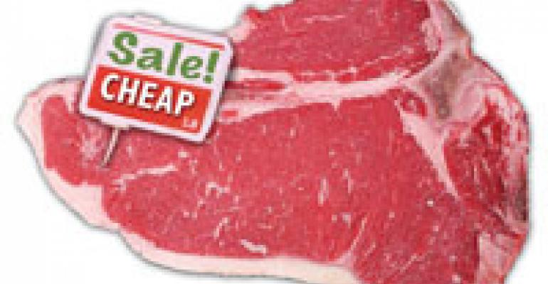 Falling beef prices help operators grow steak offerings