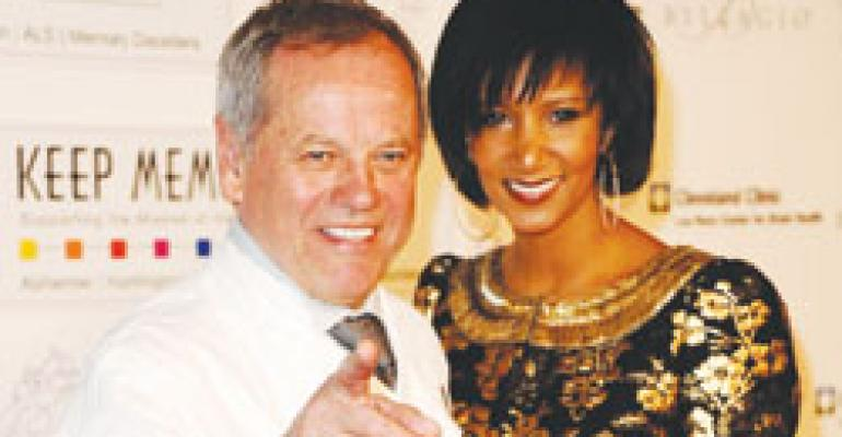 NRN names Wolfgang Puck 2009 MenuMasters Hall of Fame inductee