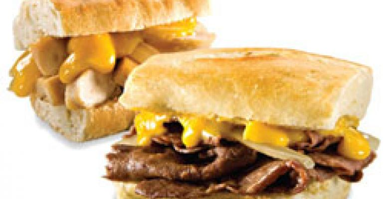 Great Steak adds cheesesteak sliders