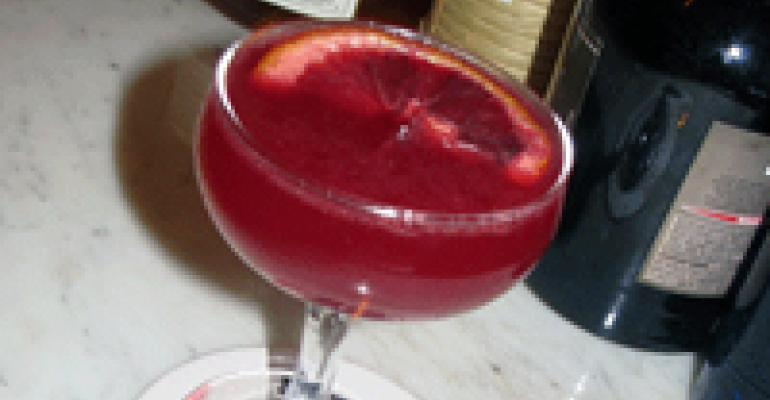 NRN Featured Cocktail: Sanguine
