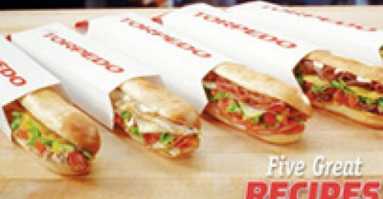 Quiznos aims 'Torpedo' ads at Subway market