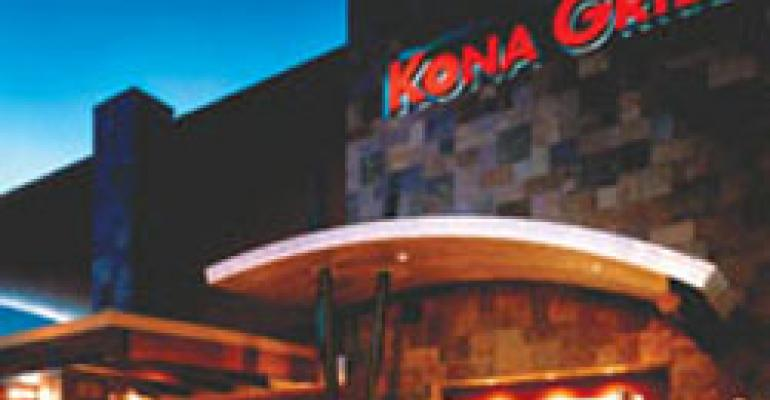 Kona Grill suitor says chain lacks future growth capital