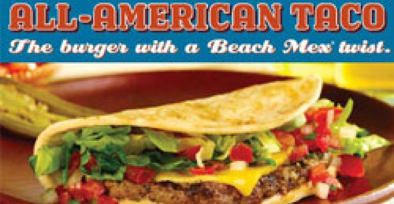 Rubio's rolls out hybrid burger taco