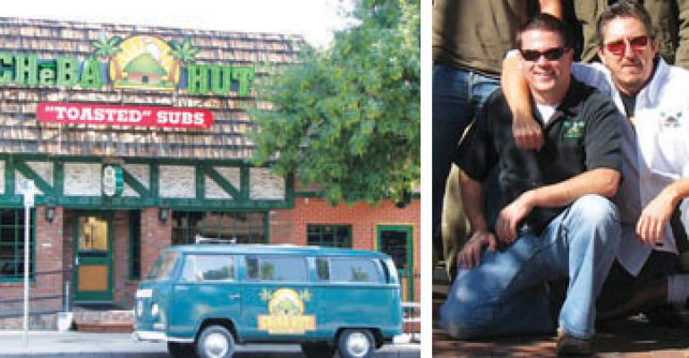 Counterculture appeal sparks Cheba Hut's high hopes for growth