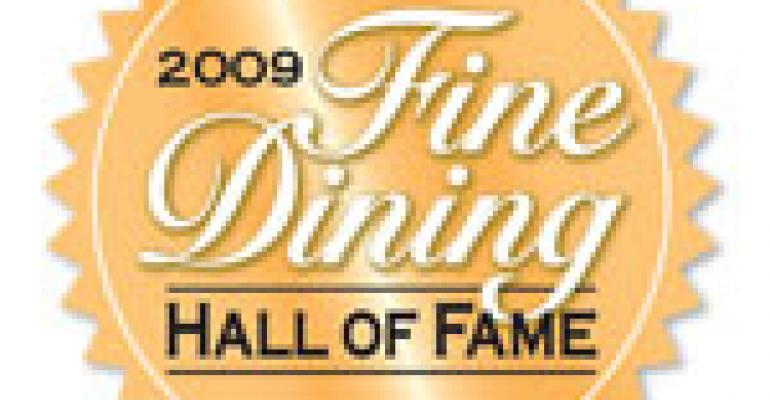 NRN selects Fine Dining Hall of Fame winners