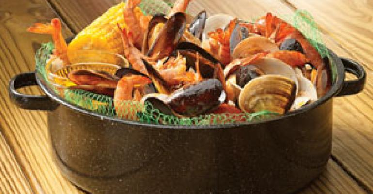 Joe's Crab Shack adds to Steampot line