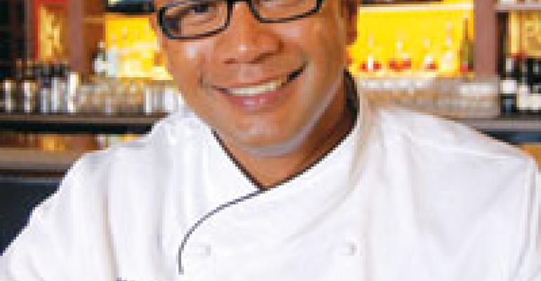 Ismail brings fine-dining savvy to RockSugar
