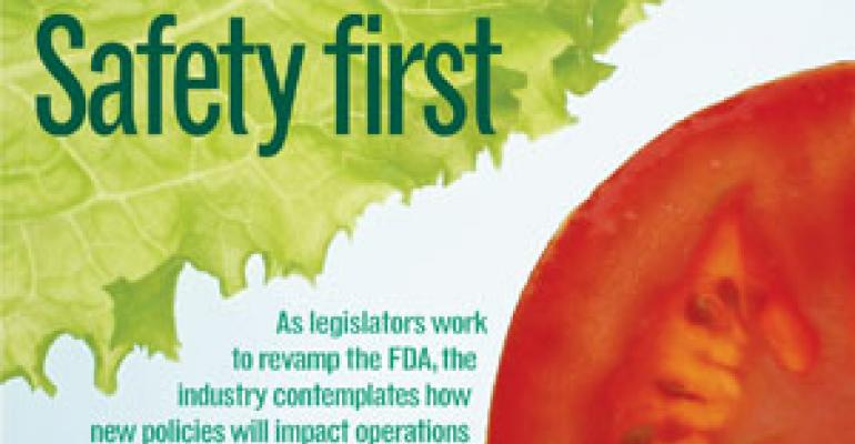 Safety first: Lawmakers tasked to overhaul FDA's rules