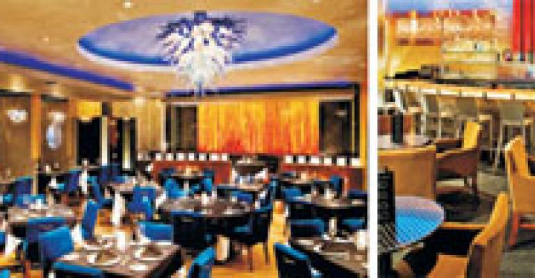 Bold colors, striking decor give S.C. restaurant a big-city feel
