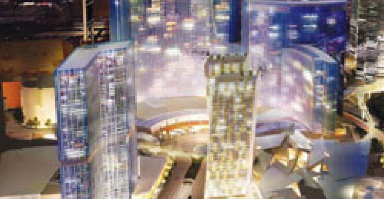 Vegas ups the ante with $8.5B CityCenter to win back visitors