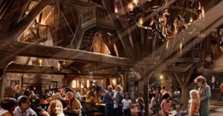 Universal offers dining details for Harry Potter theme park