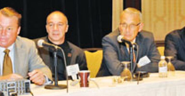 Panelists guide operators through slate of legislative landmines