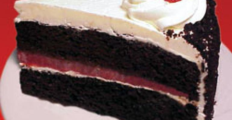 Deluxe Black Forest Cake