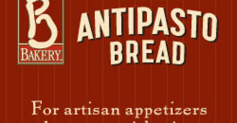 La Brea Bakery Antipasto Bread