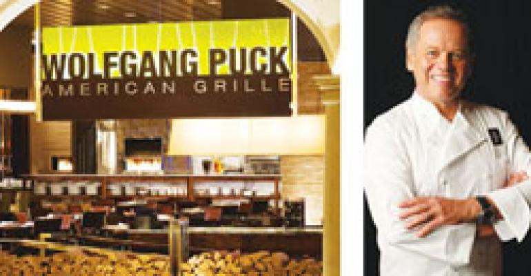 On the Cutting Edge: Wolfgang Puck