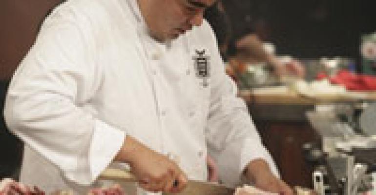 Jose Garces the next 'Iron Chef'