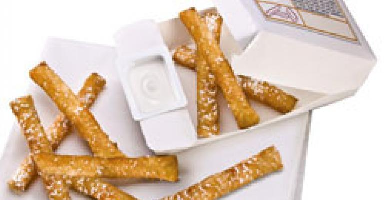 Burger King debuts Funnel Cake Sticks
