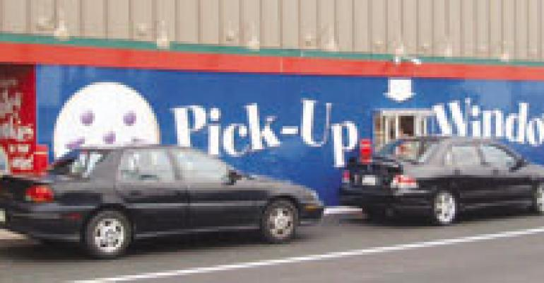 Convenience spurs more segments to try drive-thrus, pick-up windows