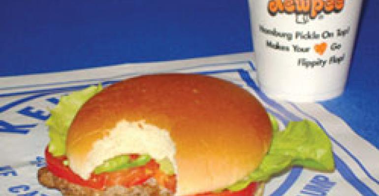 Kewpee Hamburgers - Lima, Ohio