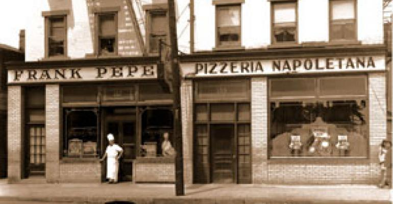 Frank Pepe Pizzeria Napoletana - New Haven, Conn.
