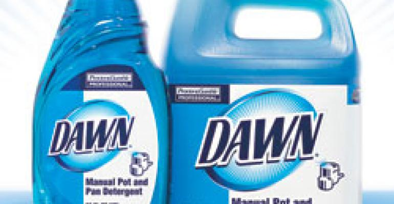Dawn Professional Manual Pot & Pan Detergent