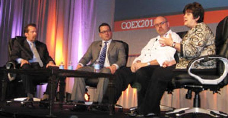 Operators share survival strategies at COEX