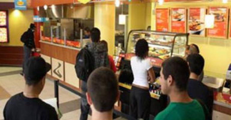 Denny's opens stand-alone express unit