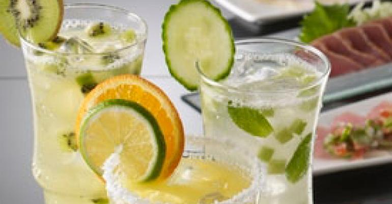 Kona Grill highlights 'skinny' menu options