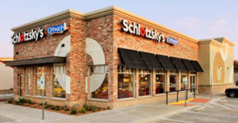 SLIDE SHOW: Schlotzsky's rounds up a new look