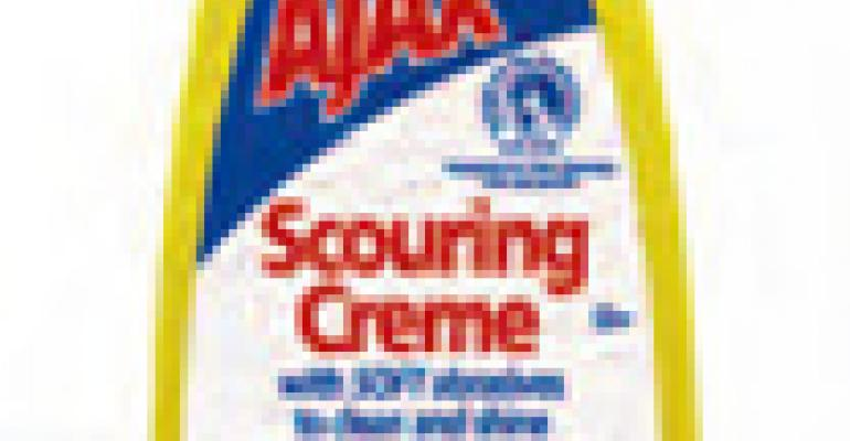 Ajax® Scouring Creme Cleanser - Now DfE Approved