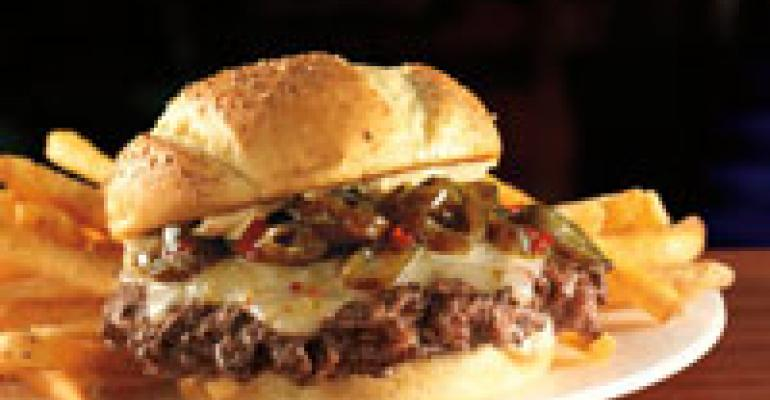 Applebee's adds regional burger line