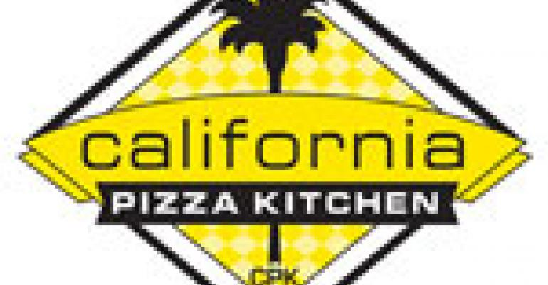 CPK latest restaurant to seek a deal