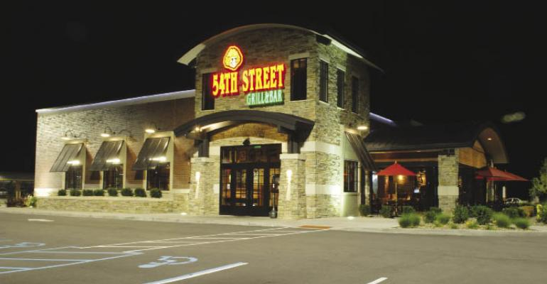 Growth Chains: 54th Street Grill