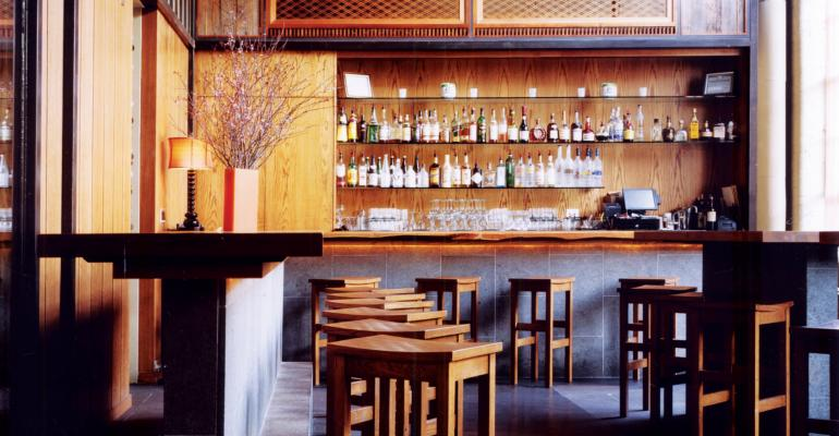 U.S. diners discover Japanese shochu
