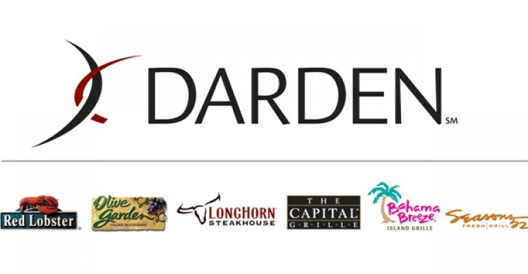 Heard on the call: Darden Restaurants Inc.